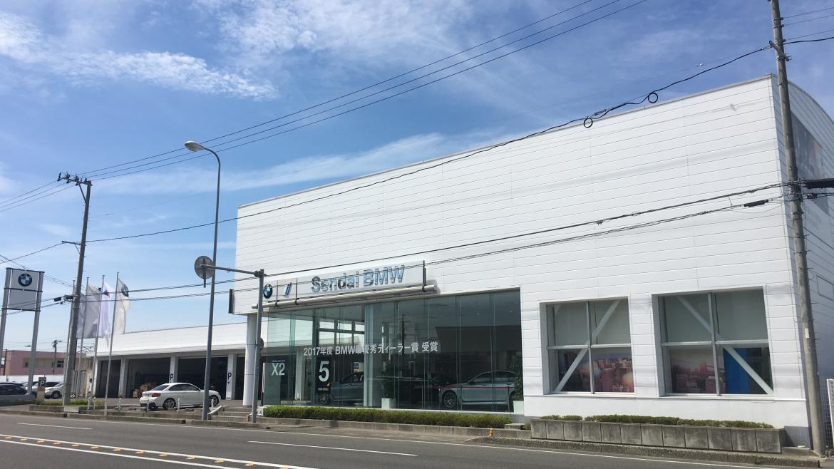 Sendai BMW本店 / BMW Premium Selection 仙台